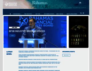 bfsb-bahamas.com screenshot