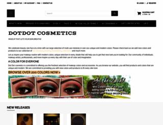 bftecosmetics.com screenshot