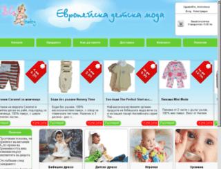 bg-baby.com screenshot