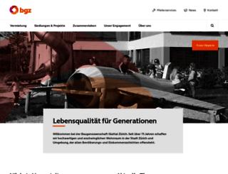 bg-glattal.ch screenshot