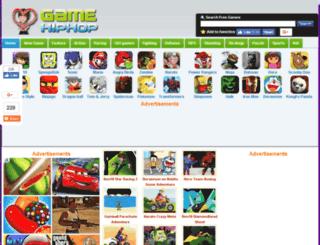bg.gamehiphop.com screenshot