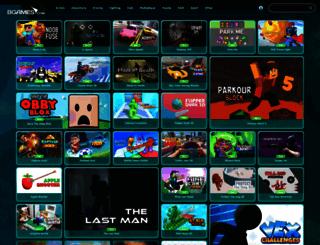 bgames.com screenshot