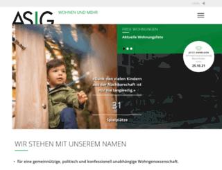 bgasig.ch screenshot