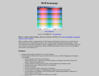 bgb.bircd.org screenshot