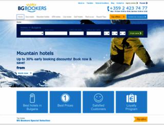 bgbookers.com screenshot