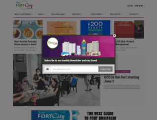bgcmycity.com screenshot