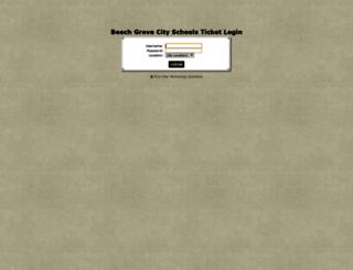 bgcs.fsticket.com screenshot