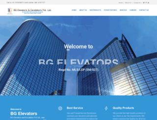 bgelevators.com screenshot