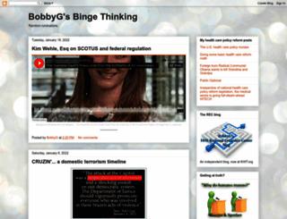 bgladd.blogspot.com screenshot