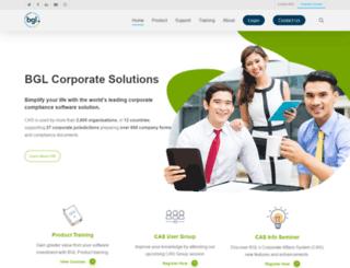 bglcorp.com.hk screenshot