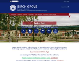 bgps.sharpschool.net screenshot
