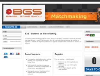 bgs2012b2b.com.br screenshot