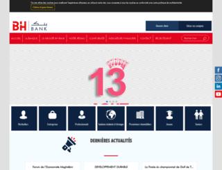 bh.com.tn screenshot