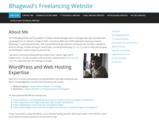 bhagwad.com screenshot
