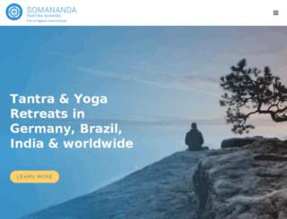 bhairavayoga.com screenshot
