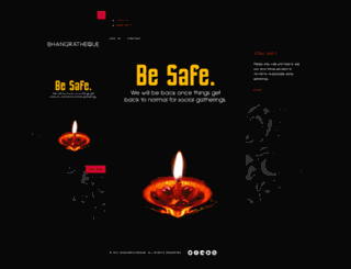 bhangratheque.com screenshot