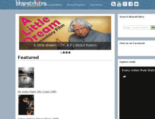 bharatchitra.com screenshot
