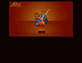 bharathanatyamonline.com screenshot
