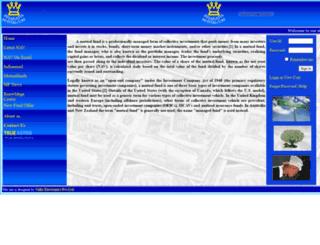 bharathmutual.com screenshot