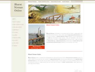 bharatnirman.com screenshot