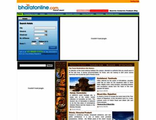 bharatonline.com screenshot