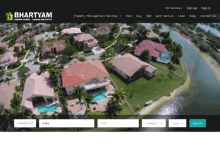 bhartyam.com screenshot