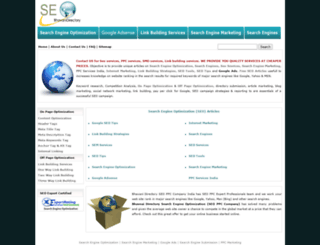 bhavanidirectory.com screenshot