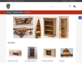 bhavyafurniture.com screenshot