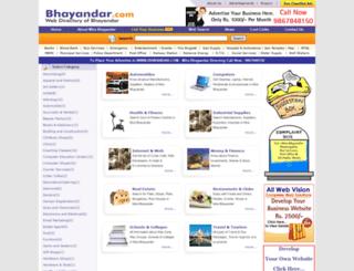 bhayandar.com screenshot
