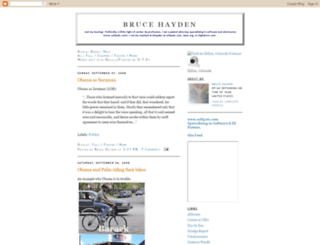 bhayden.blogspot.fr screenshot
