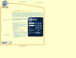 bhcall.com screenshot