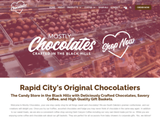 bhchocolates.com screenshot