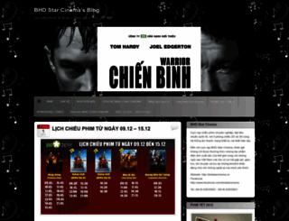 bhdstarcinema.wordpress.com screenshot