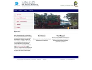 bheleml.com screenshot