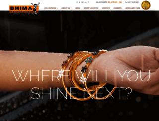 bhima.in screenshot