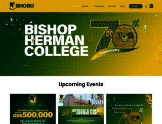 bhobu.org screenshot