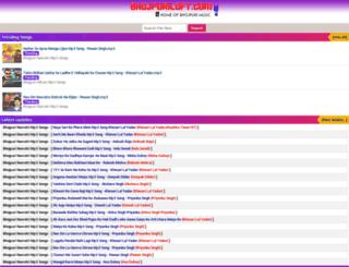 bhojpuriloft.com screenshot