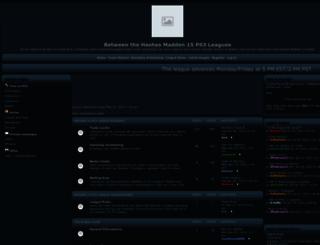 bhps3.forumotion.com screenshot
