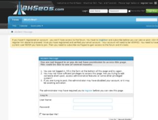 bhseos.com screenshot