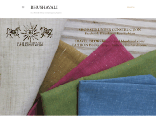 bhushavali.com screenshot