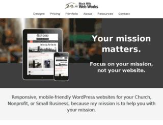 bhwebworks.com screenshot