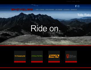 bi-cycles.de screenshot