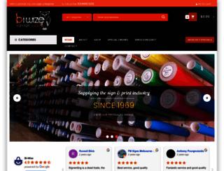 bi-wize.com screenshot