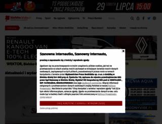 biala.pl screenshot