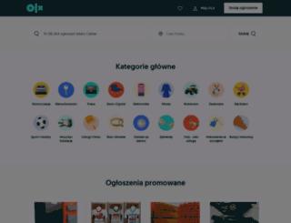 bialystok.olx.pl screenshot