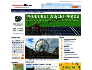 bialystokonline.pl screenshot