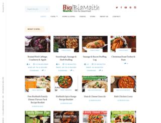 biamaith.ie screenshot