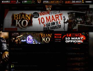 bian-ko.org screenshot