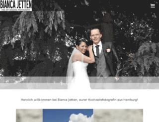biancajetten.de screenshot