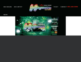 biasaigonhypersonic.com screenshot